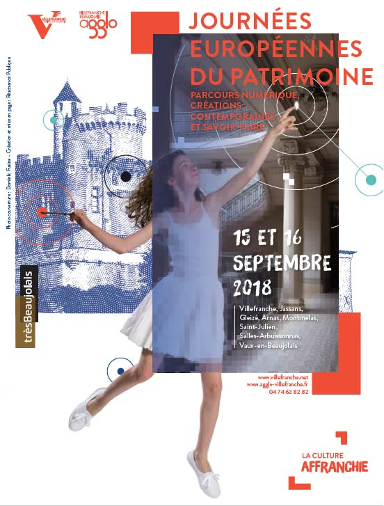 Journée européenne du patrimoine 2017 à l'Atelier Alma